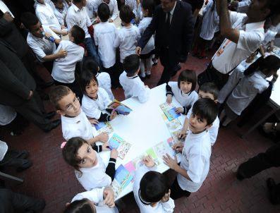 Dünya çocuk Yüzü Boyama Rekoru Zeytinburnunda Kırıldı Istanbul