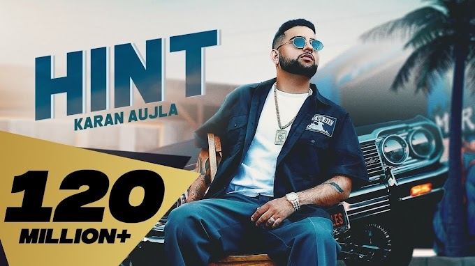 Hint Karan Aujla New Gana Song Lyrics - SpotyLyrics
