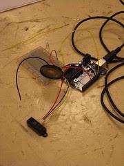 Arduino Theramin prototype