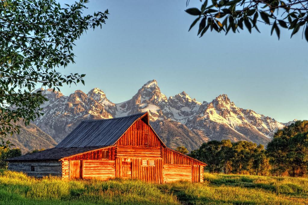 Django Unchained Mountains