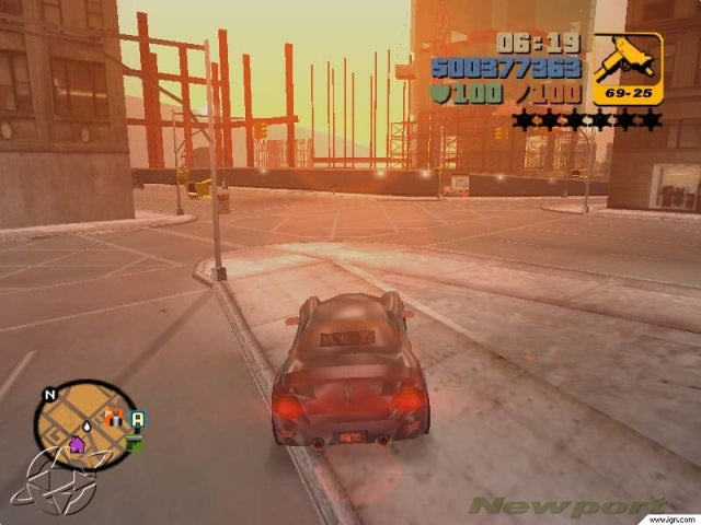 Grand Theft Auto III Picture