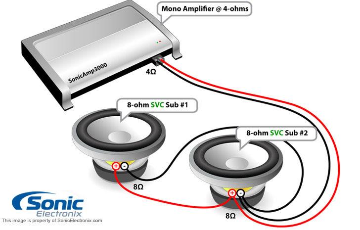 Subwoofer Wiring Diagram Jl Audio