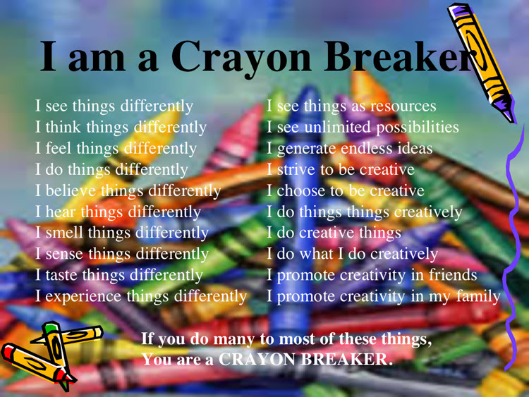 Quote About Crayons Amazon Com Motivating Quote Broken Crayons