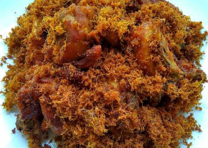Resep Praktis Ayam Goreng Laos Tanpa Tanding