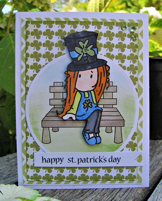 St Patricks Hop