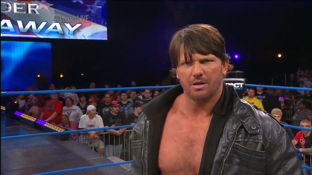 AJ Styles Should Bring Back The Bowl Cut SquaredCircle