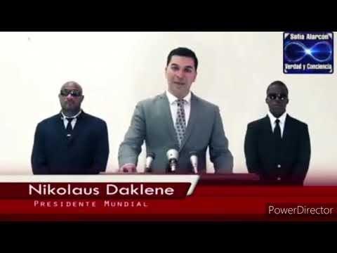 EL SUEÑO DE LOS ILLUMINATI : El es nikolaus Daklene, El es el presidente mundial... en la (película i...