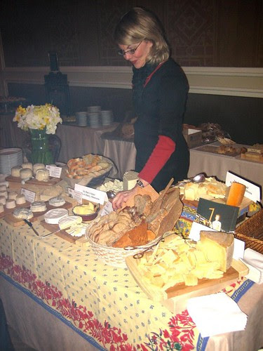 Carole Palmer of the American Cheese Society