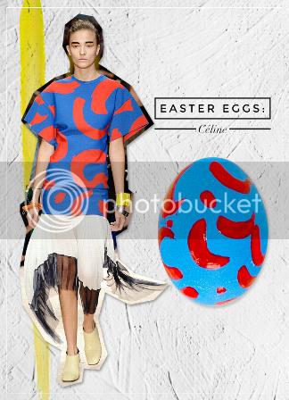 Fashion Easter Eggs: Spring 2014 Inspired photo easter-eggs_celine_zps8df90319.png
