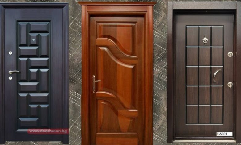 Top Modern And Beautiful Wooden Door Designs Home Pictures
