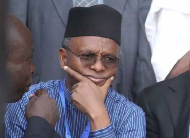 El-Rufai discloses security vote, salary, attacks N'Assembly