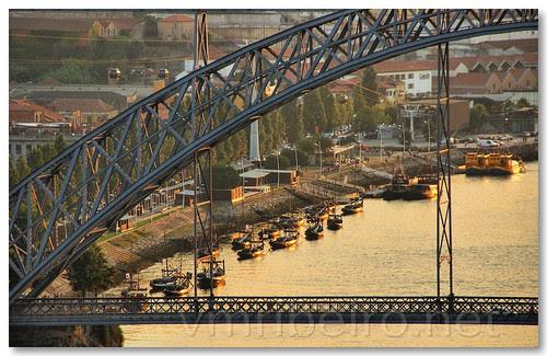 Rabelos no Douro by VRfoto