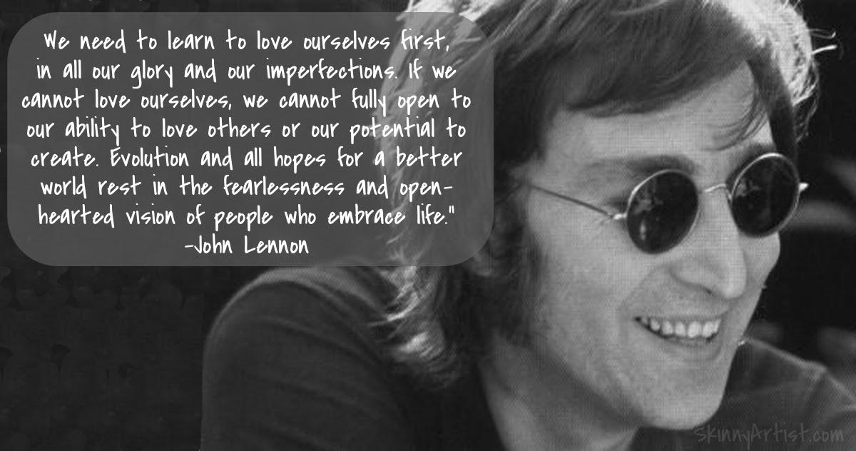 Famous Quotes John Lennon Love. QuotesGram