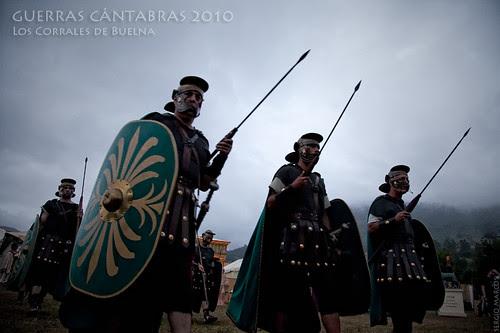 Guerras Cántabras 2010