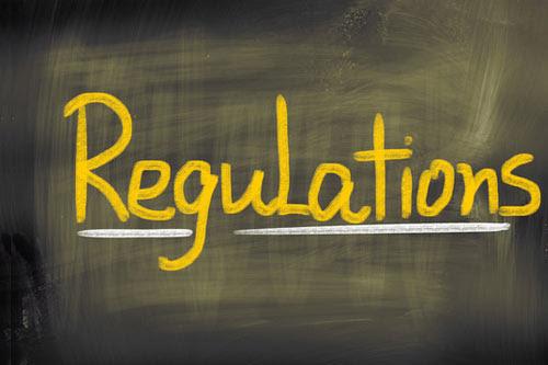 Business regulations