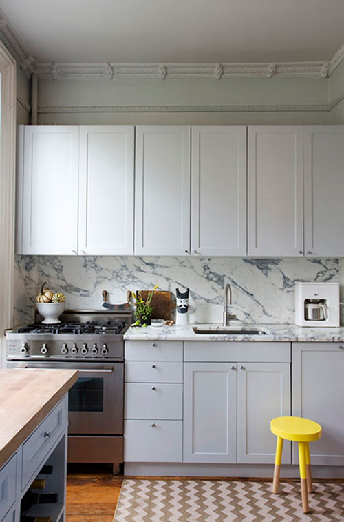 Our Favorite Ways To Showcase Marble At Home Design Sponge