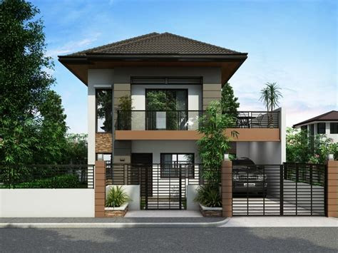 story house plans series php  pinoy house