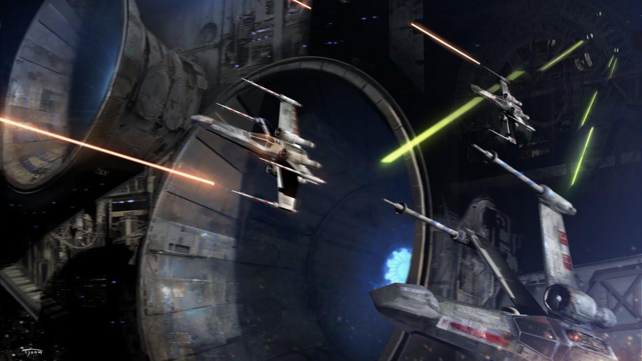 Star Destroyer by Tysen Johnson