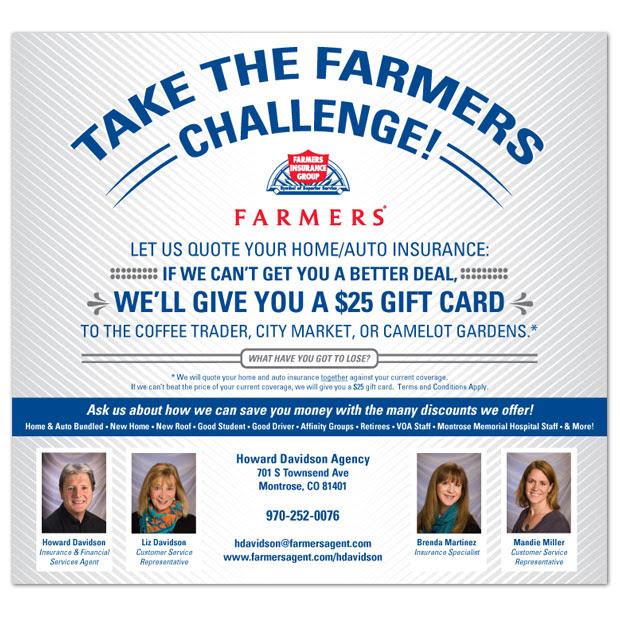 portfolio farmers ad