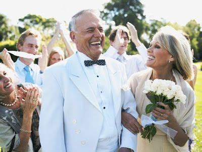 2nd Time Brides Over 40   Second Weddings: Tips and Ideas