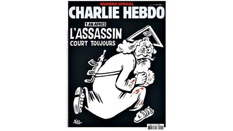 Il n'en fallait pas plus pour ranimer les divergences provoquées par l'attentat à Charlie Hebdo.