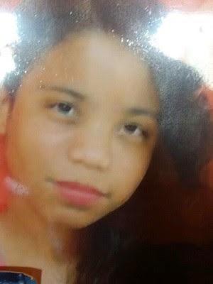 Samara Rayssa Guedes de Souza tinha 14 anos (Foto: Arquivo Pessoal)