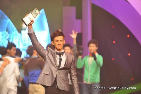 Joel Sih (winner of The Perfect Gentleman).