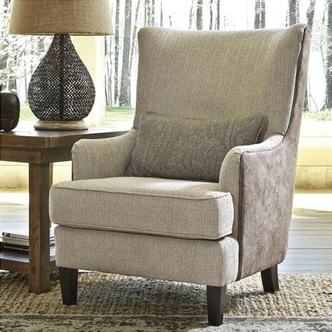 ashley furniture baxley jute living room accent