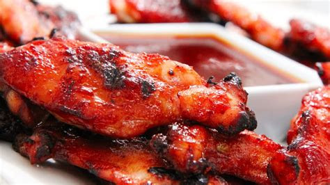 asian style chicken ribs recipe video youtube