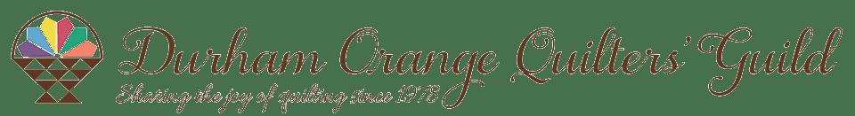 Durham Orange Quilters Guild