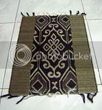Placemat Mendong Batik AB