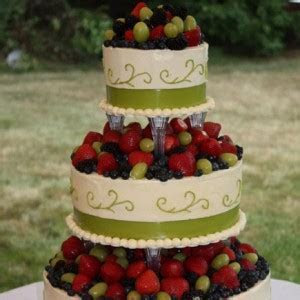 Dutch Epicure Bakery Wedding Cakes Amherst NH