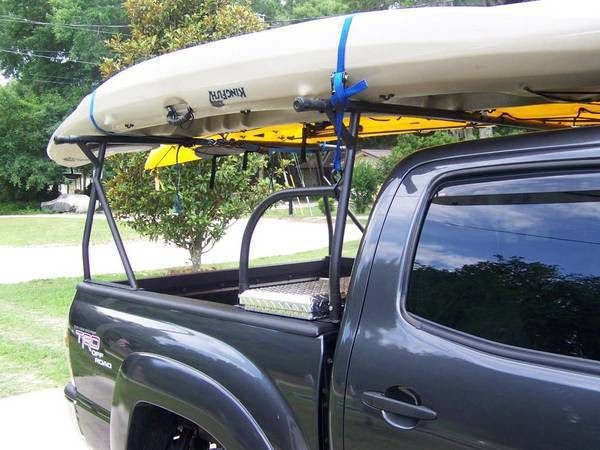 Guide Diy Pvc Kayak Car Rack A Jke