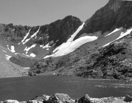 Dana Glacier 2004