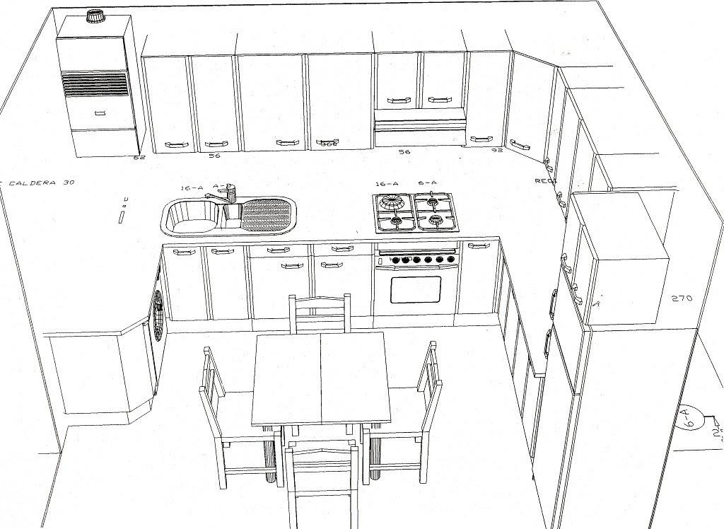 Dormitorio Muebles Modernos Planos De Cocinas
