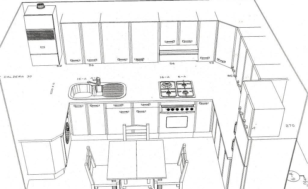Dormitorio muebles modernos planos de cocinas gratis for Planos de cocinas gratis