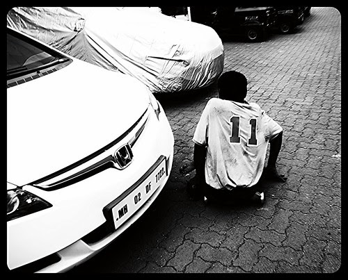 This Beggar Has Wheels ..That Would Put Other Wheels Out Of Business by firoze shakir photographerno1