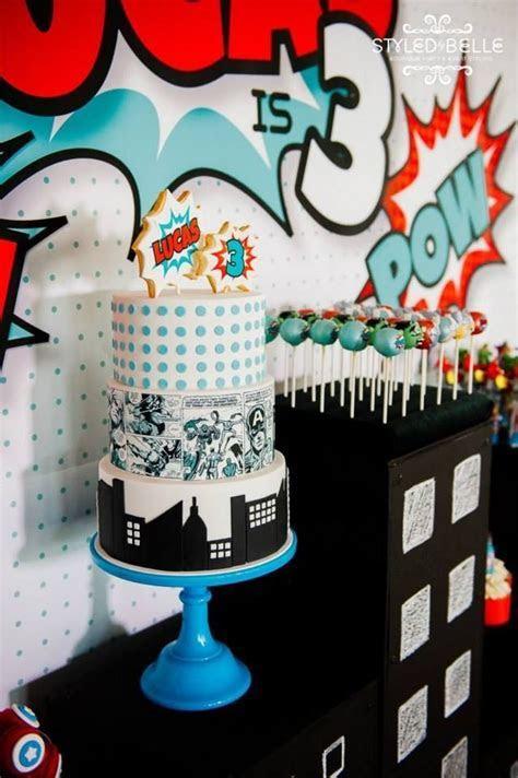 Best 25  Pop art party ideas on Pinterest   Superhero