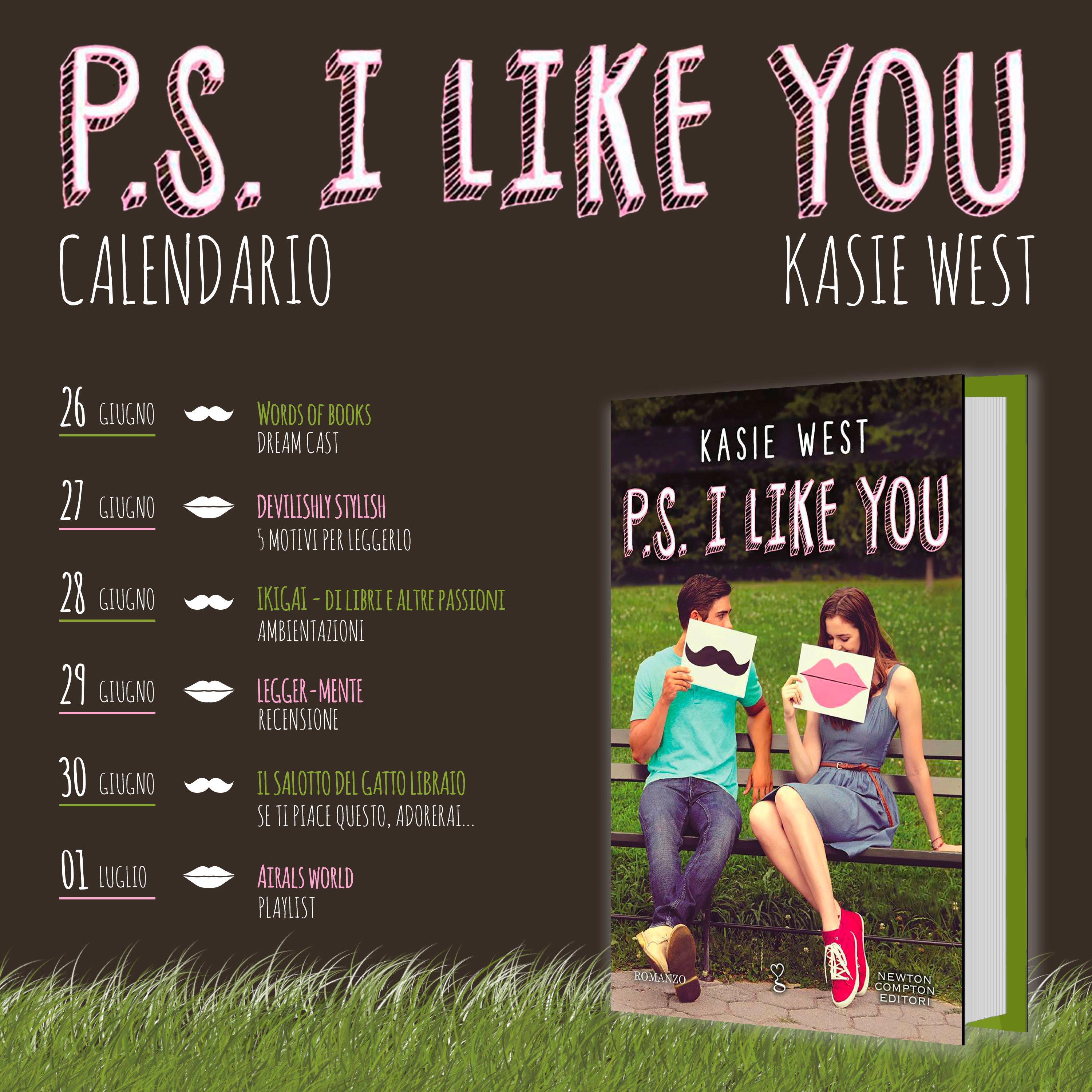 Calendario PS I like you