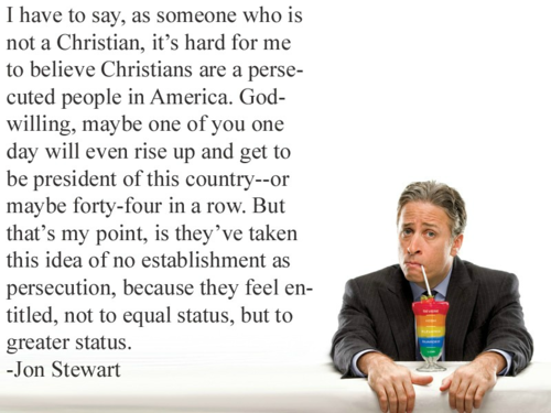 Christian Privilege