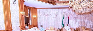 UPDATE - President Buhari Receives Updates From PTF On COVID-19
