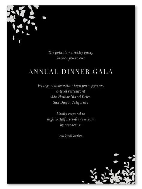 Best 25  Gala invitation ideas on Pinterest   Graphic