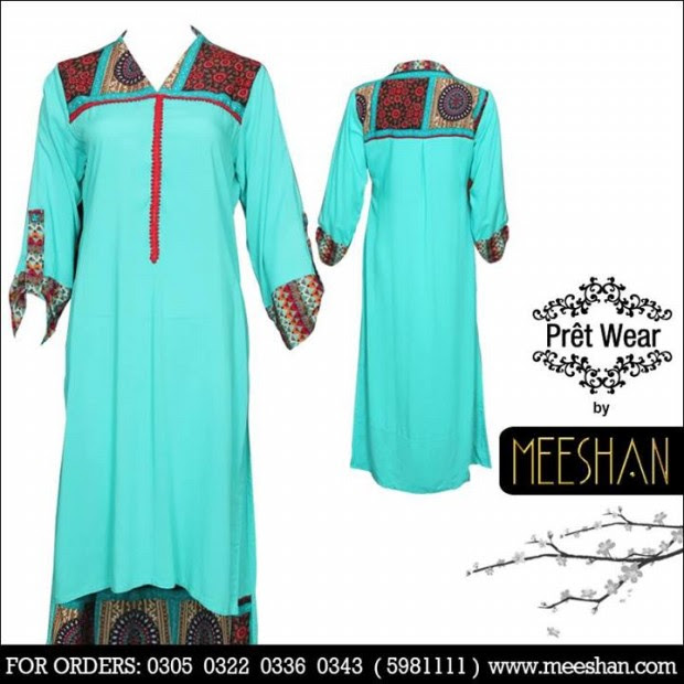 Stylish-Ladies-Girls-Women-Kurta-Kurti-Collection-2013-For-Eid-Event-by-Meeshan-9