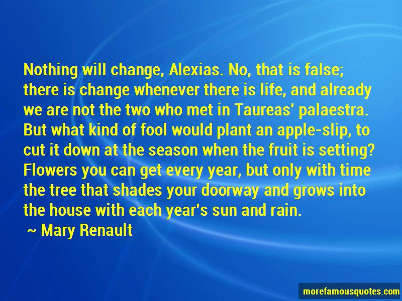 Season For Change Quotes Top 32 Quotes About Season For Change From
