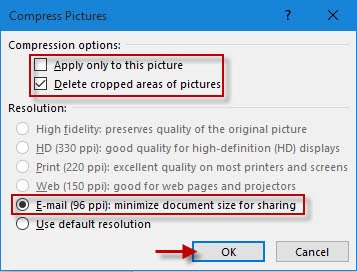 How to Reduce PowerPoint File Size in Office 2016 for ...