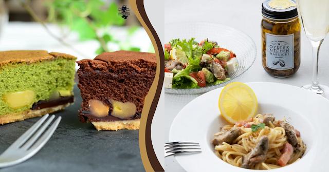 【Aiyo0o.com 網購零食】日本直送:Konigs-Krone 粟子+抹茶蛋糕、金獎神戶布丁、芒果神戶布丁、廣島檸檬橄欖油醃牡蠣