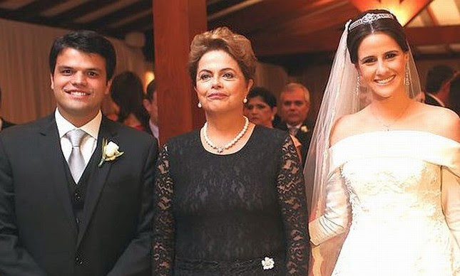 casamento com senador
