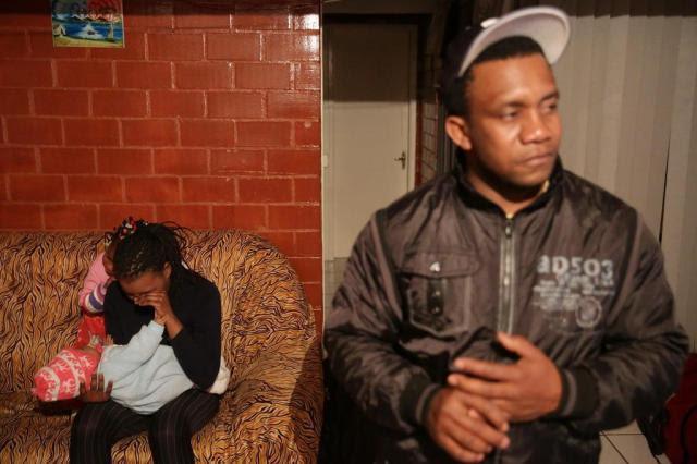 Desiludidos, haitianos que vivem no Rio Grande do Sul querem voltar para casa Diego Vara/Agencia RBS