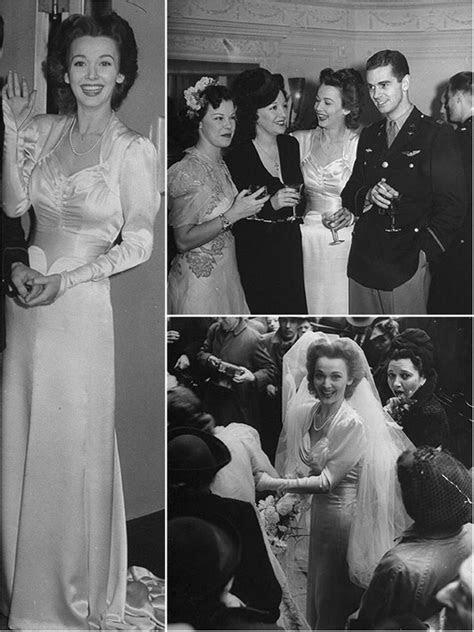 Iconic wedding dresses of the ?40s   The Wedding Secret