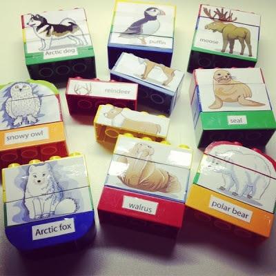 Mum in the making: Thinking Thursdays: Learning about polar animals (I)